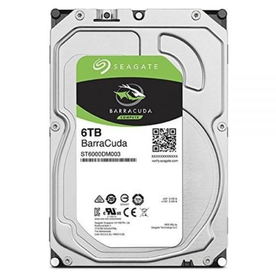 Ổ cứng HDD Seagate Surveillance 6TB 3.5' SATA 3 - ST6000DM003