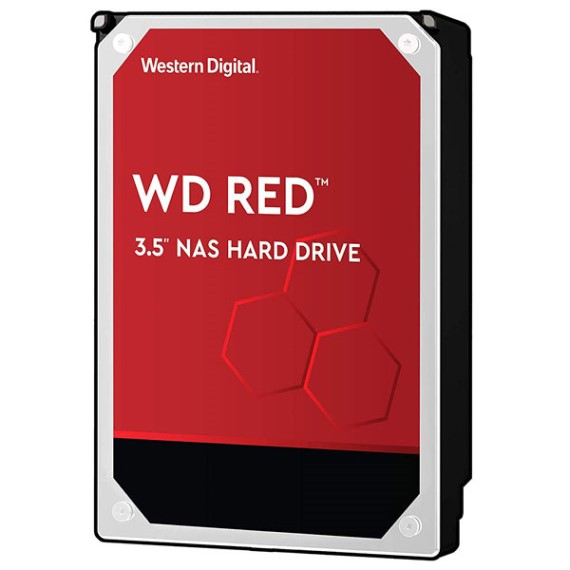 Ổ cứng HDD NAS WD Red 6TB Sata3 5400rpm (WD60EFAX)