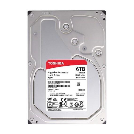Ổ cứng HDD Toshiba X30 6TB 3.5