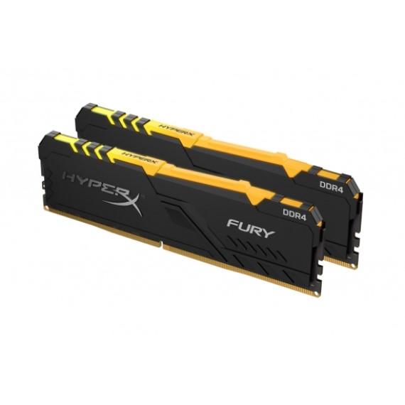 RAM 16GB KINGSTON HyperX Fury Bus 3200MHz HX432C16FB3AK2/16