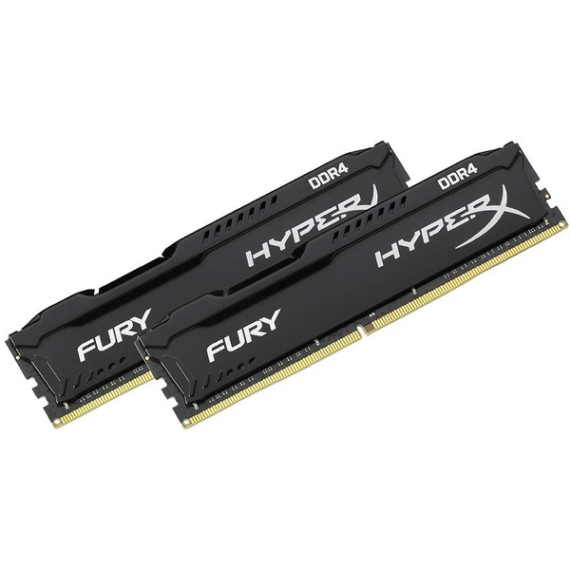 RAM 32GB Kingston HyperX Fury Bus 2666MHz HX426C16FBK2/32