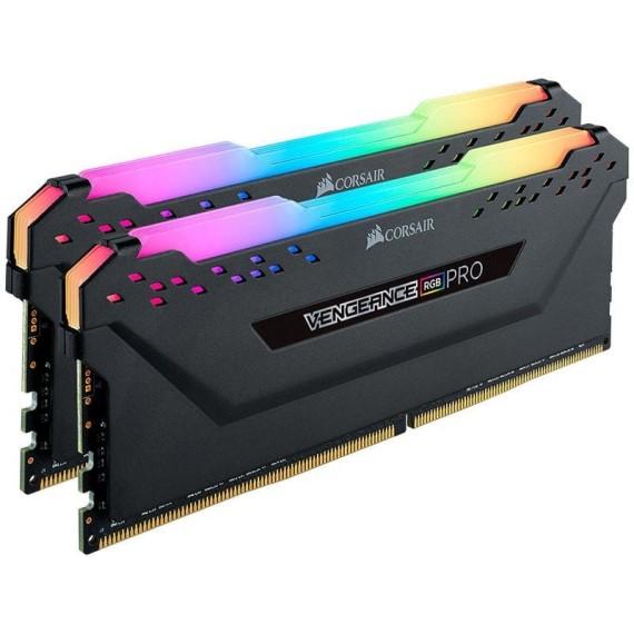 RAM desktop CORSAIR Vengeance RGB Pro CMW16GX4M2D3000C16 (2x8GB) DDR4 3000MHz