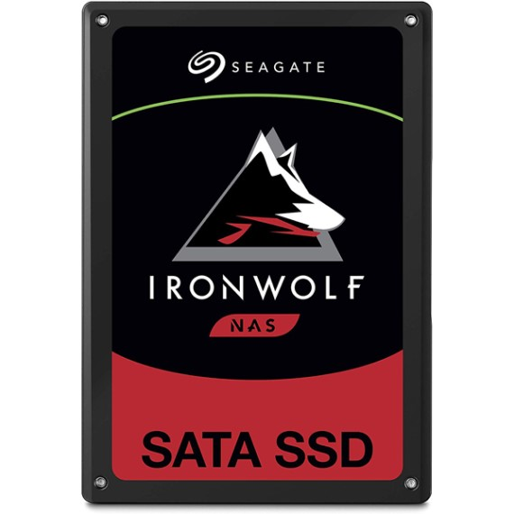 SSD 480GB Seagate IronWolf 110 Enterprise ZA480NM10011