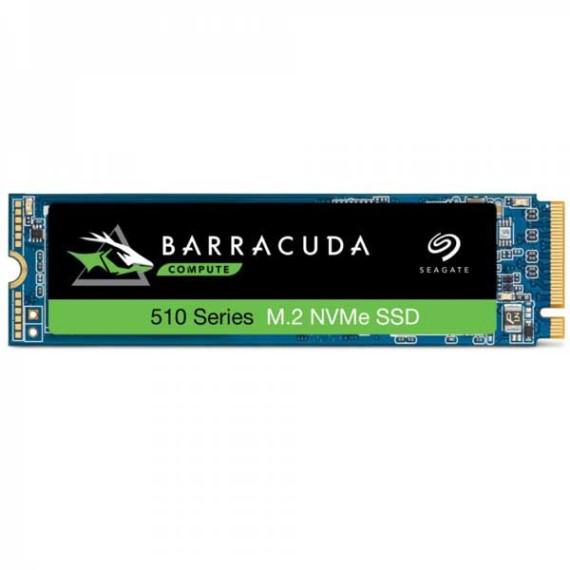 SSD 512GB Seagate Baracuda 510 ZP512CM30041