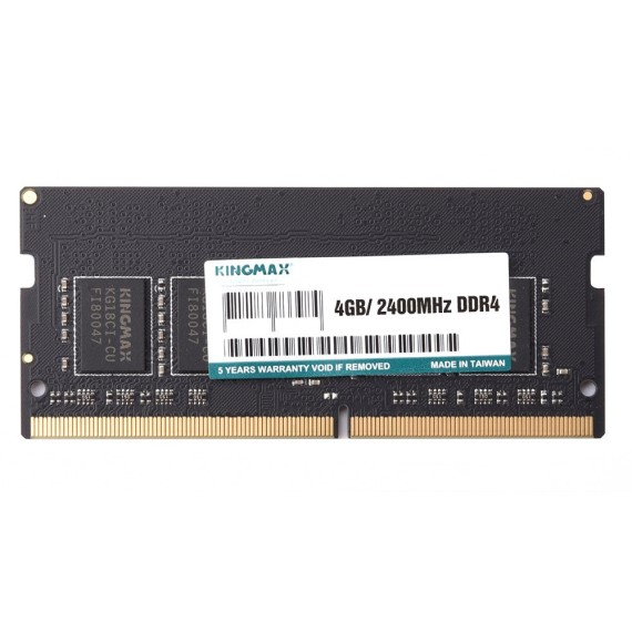 RAM Laptop 4GB Kingmax Bus 2666MHz