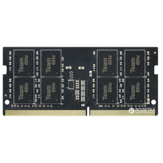 RAM laptop TEAM (1 x 8GB) DDR4 2666MHz (TED48G2666C19-S01)