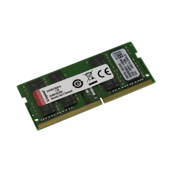 RAM Laptop 16GB Kingston Bus 2666MHz KVR26S19D8/16