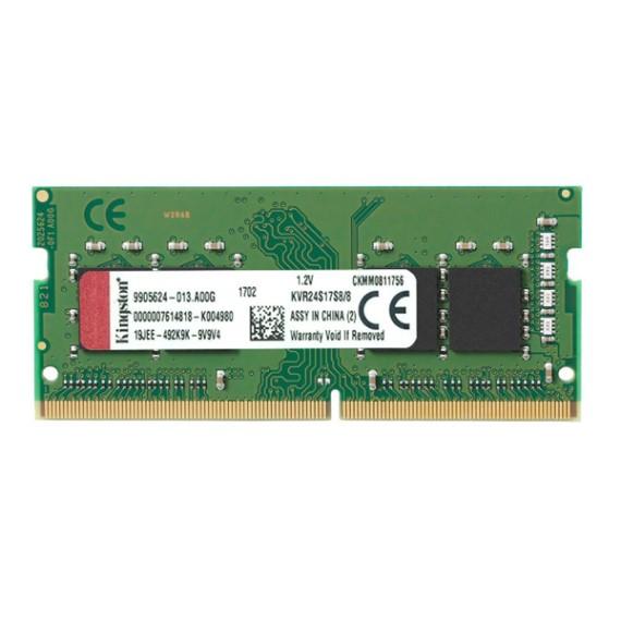 RAM Laptop 8GB Kingston Bus 2400MHz