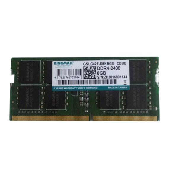 RAM Laptop 8GB Kingmax Bus 2400
