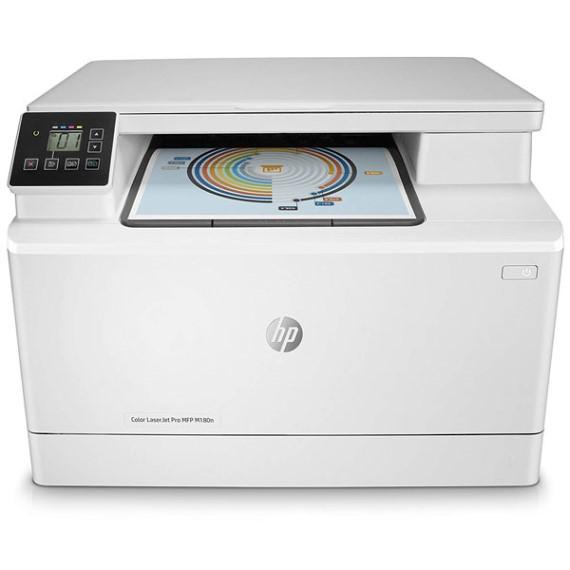 Máy in HP Color LaserJet Pro M180n T6B70A