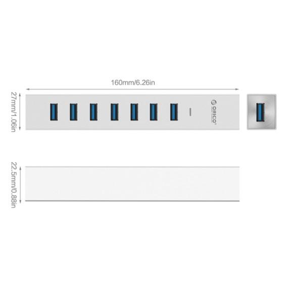 HUB USB Orico ASH7-U3