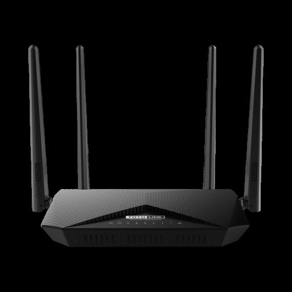 Router Wi-Fi băng tần kép Gigabit AC1200 - Totolink A3002RU-V2