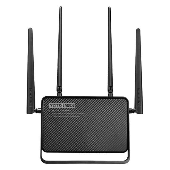 Router Wi-Fi băng tần kép Gigabit AC1200 Totolink A3000RU