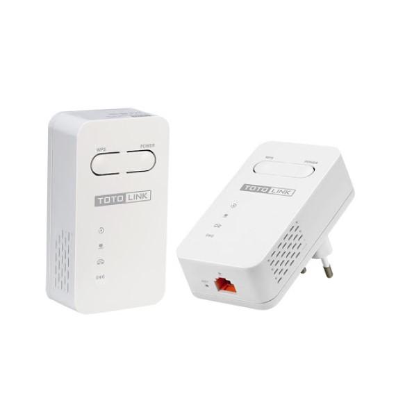 Bộ KIT mở rộng mạng Wi-Fi qua đường dây điện 150Mbps- Mở rộng Internet đến mọi phòng – Totolink PLW350KIT