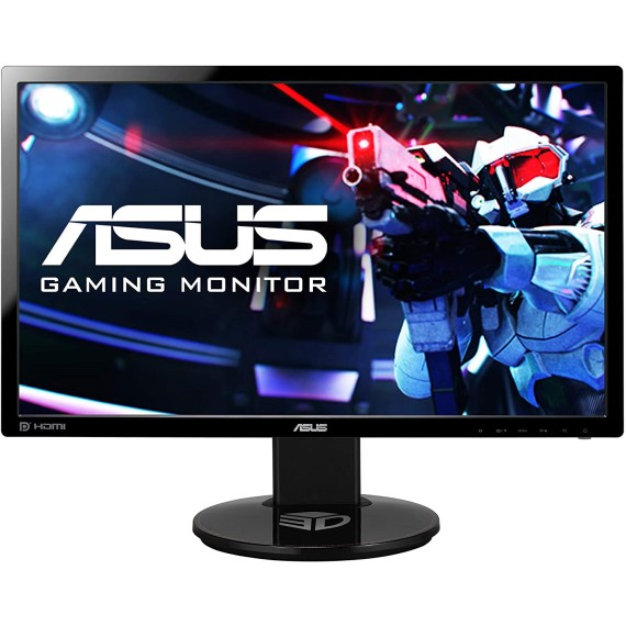 Màn hình Asus VG248QE (24 inch/FHD/WLED/TN/350cd/m²/HDMI+DP+DVI-D/144Hz/1ms)