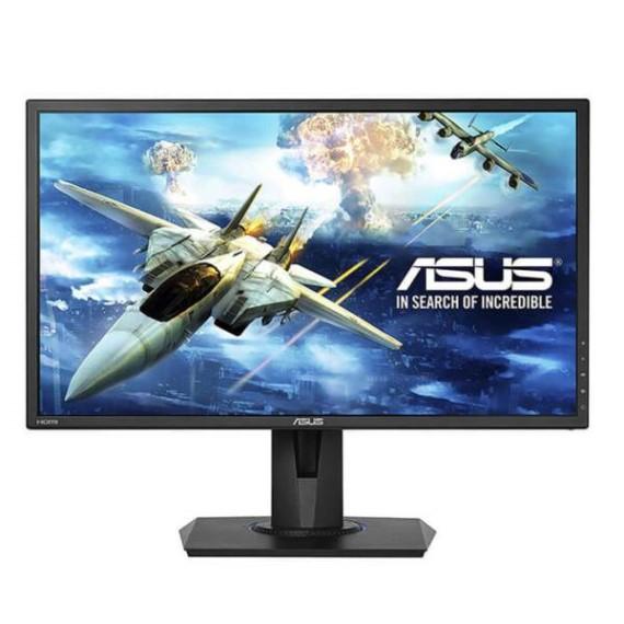 Màn hình Asus VG278Q (27 inch/FHD/144Hz/1ms/400cd/m²/DP+HDMI+DVI/G-SYNC/Compatible/FreeSync)