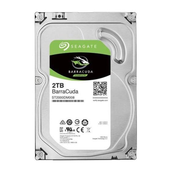 Ổ cứng HDD 2TB SEAGATE BarraCuda ST2000DM008