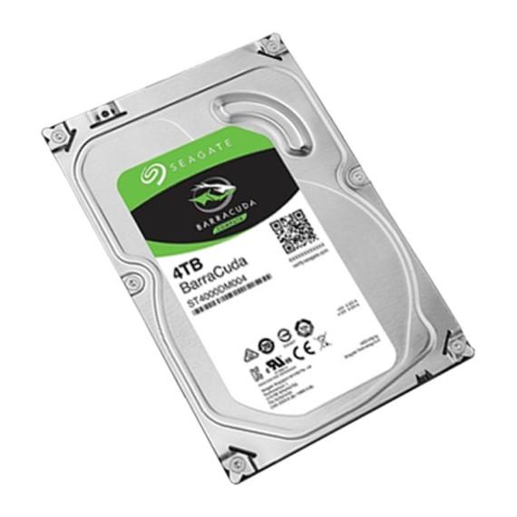 Ổ cứng HDD 4TB SEAGATE BarraCuda ST4000DM004