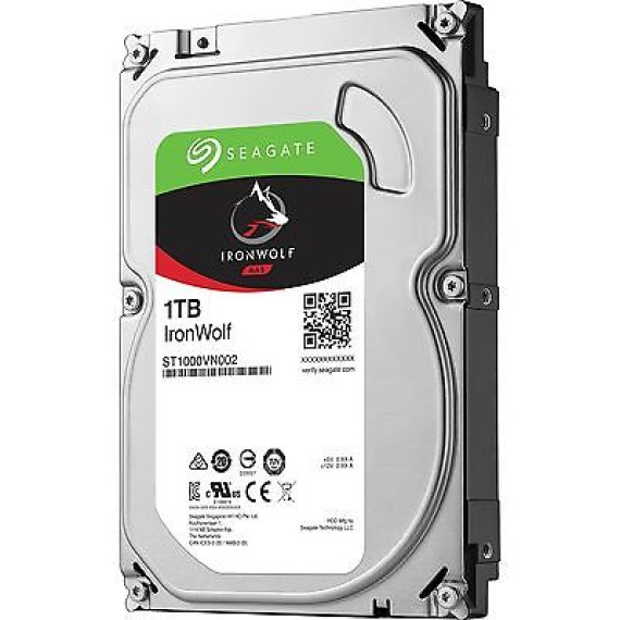 Ổ cứng HDD  SEAGATE IRONWOLF 1000GB ST1000VN002