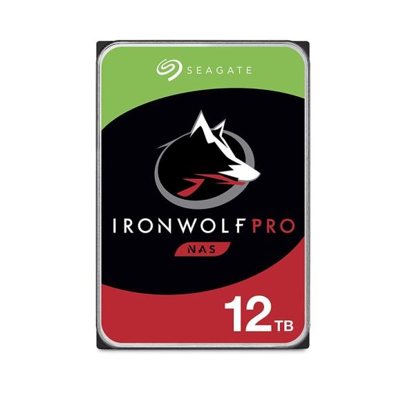 Ổ cứng HDD Seagate IRONWOLF PRO 12TB 3.5' Sata (ST12000NE0008)