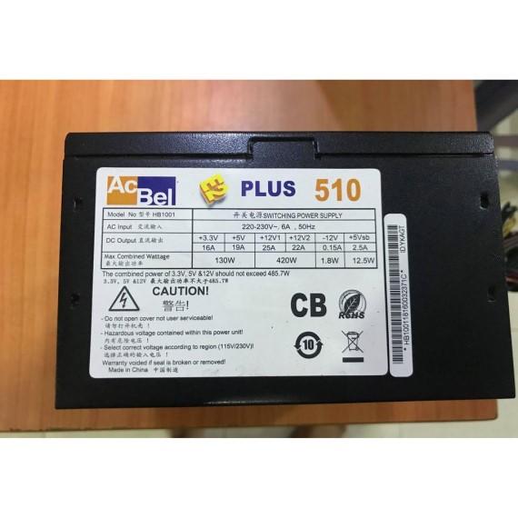 Nguồn power supply Acbel E2 510 Plus