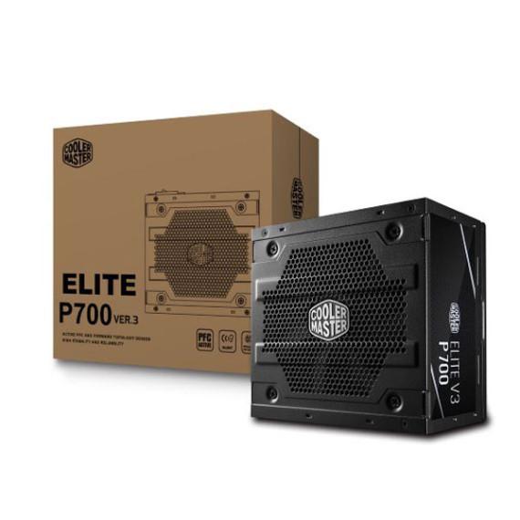 Nguồn power supply Cooler Master Elite V3 230V PC700 Box