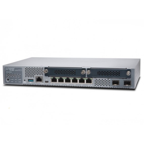 Juniper Firewall SRX320-SYS-JE