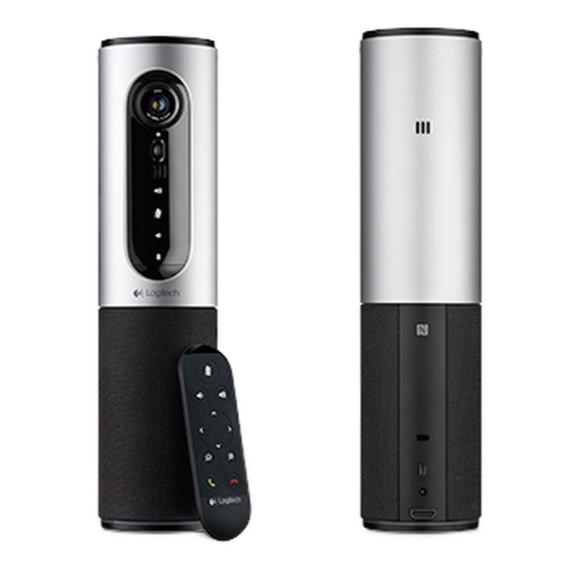 Thiết bị ghi hình Webcam Logitech Conferencecam Connect (HD)