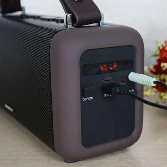 Loa di động Soundmax bluetooth SB206