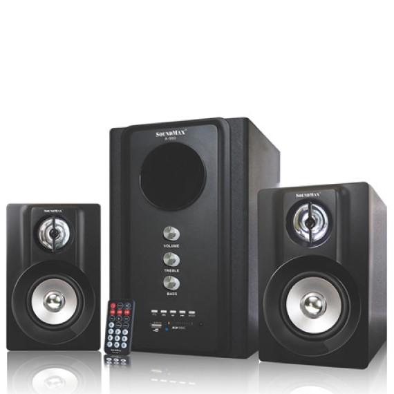 Loa SoundMax A980 2.1