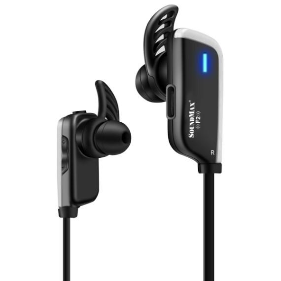 Headset Earphone Soundmax F2