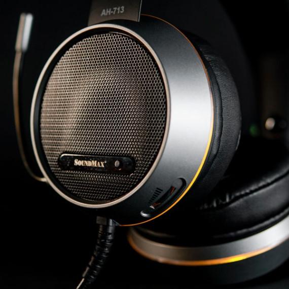 Tai Nghe Headphone SOUNDMAX AH-713
