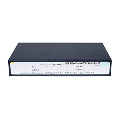 HP 1420-24G-2SFP+ 10G Uplink Switch JH018A