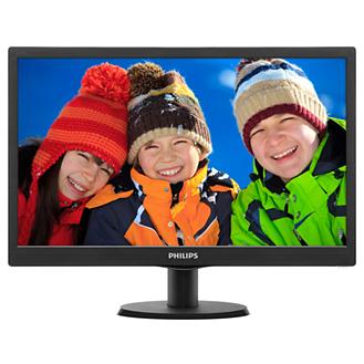 Màn hình LCD PHILIPS 223V5LHSB2 (1920 x 1080/TN/60Hz/5 ms)