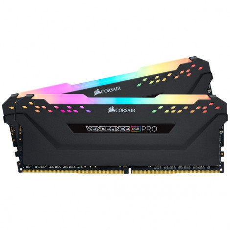 RAM Corsair Vengeance RGB PRO 32GB (2x16GB) DDR4 Bus 3200Mhz CMW32GX4M2E3200C16