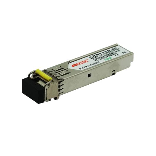 Single-Mode BIDI SFP Optical Transceiver APTEK APS1115-20