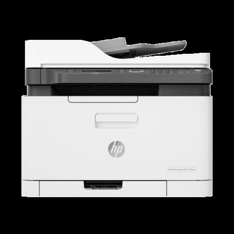 Máy in màu đa chức năng HP Color Laser MFP 179fnw (4ZB97A)