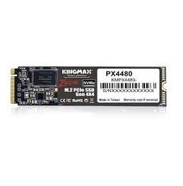 Ổ cứng SSD Kingmax Zeus PX4480 500GB M.2 2280 PCIe NVMe Gen 4x4 (KM500GPX4480)