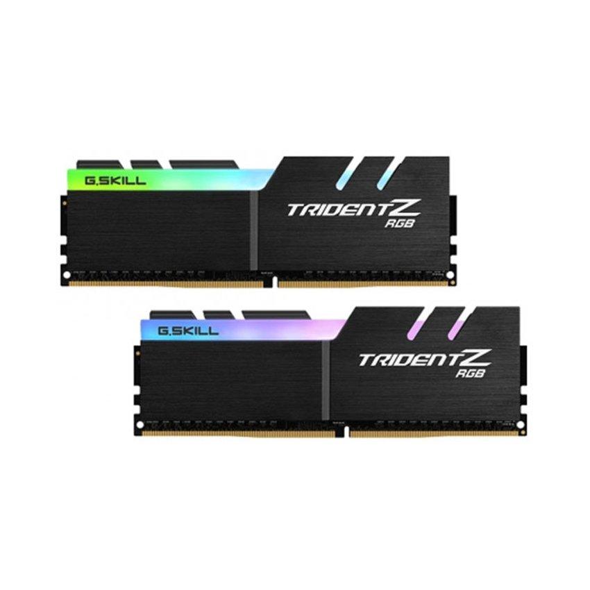 RAM G.Skill TRIDENT Z RGB 32GB (2x16GB) DDR4 3200MHz (F4- 3200C16D-32GTZR)