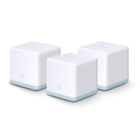 Router Wifi Mercusys Halo S12(3-Pack)