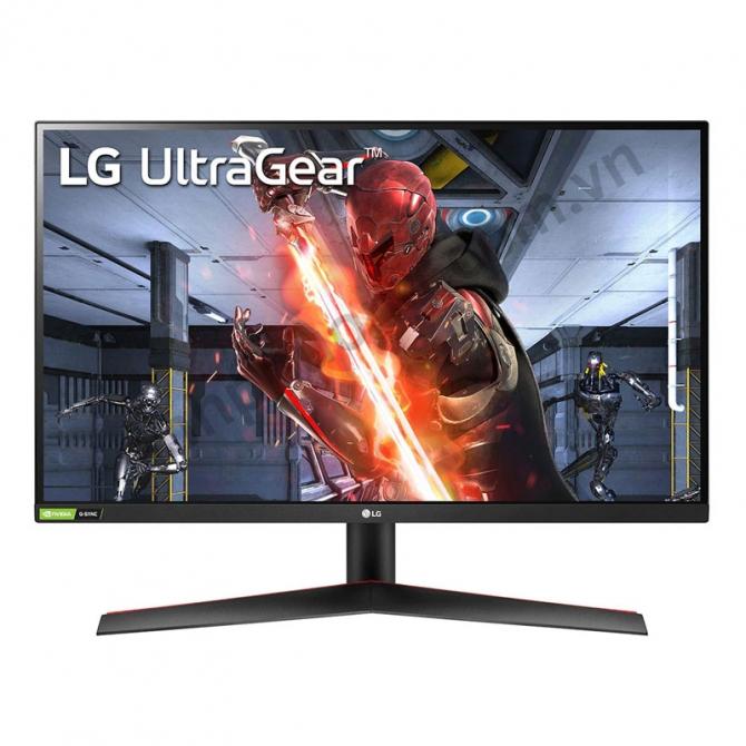 Màn hình máy tính LG 27GN800-B 27 inch UltraGear QHD Nano IPS 1ms 144Hz