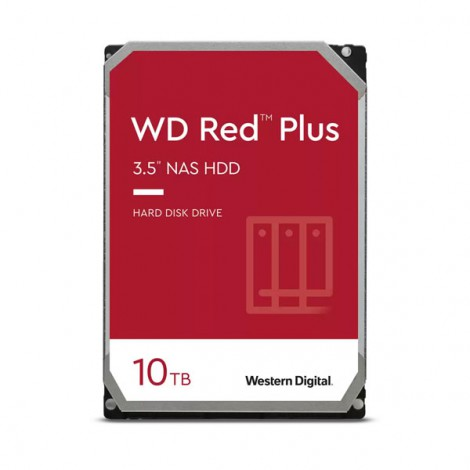 Ổ cứng HDD 10TB WD Red Plus WD101EFBX