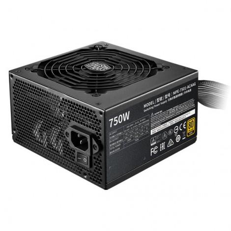 Nguồn Cooler Master MWE GOLD 750 V2 Non Modular