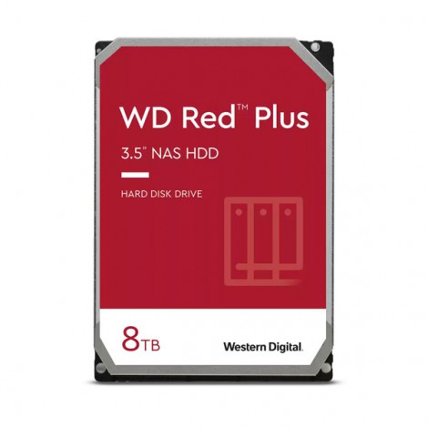 Ổ cứng HDD 8TB WD Red Plus WD80EFBX