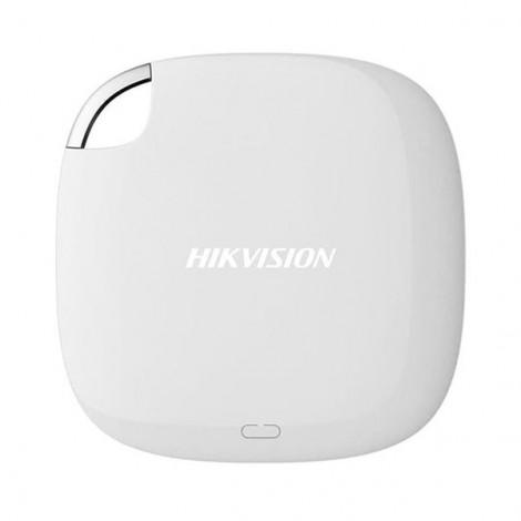Ổ cứng di động SSD 256GB Hikvision HS-ESSD-T100I (White)