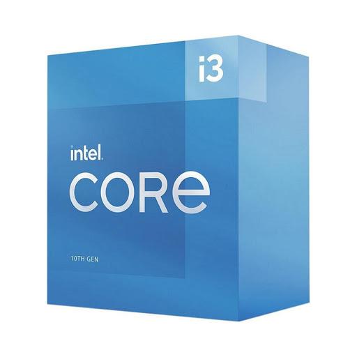 CPU INTEL Core i3-10105 (4C/8T, 3.7GHz - 4.4GHz, 6MB) - 1200