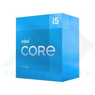 CPU INTEL Core i5-11400 (6C/12T, 2.6GHz - 4.4GHz, 12MB) - 1200