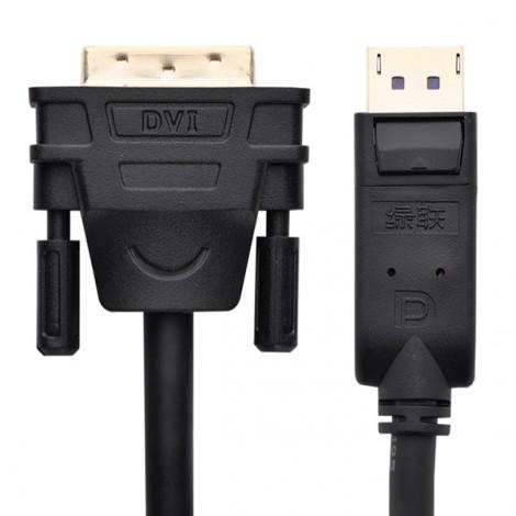 Cable Chuyển Displayport to DVI 24+1 Ugreen 10243 dài 1.5m
