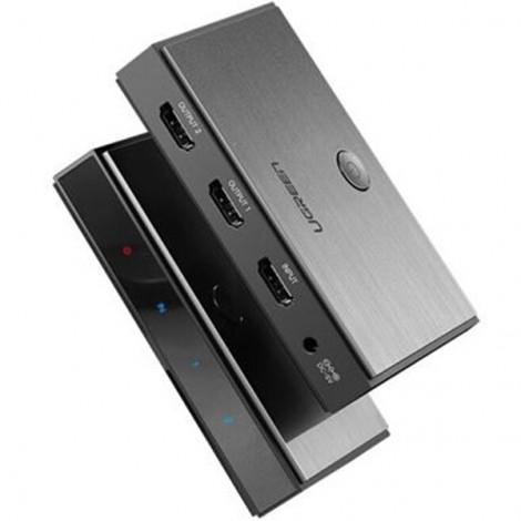 Bộ Chia HDMI 2.0 4K60Hz 1 Vào 2 Ra Ugreen 50707
