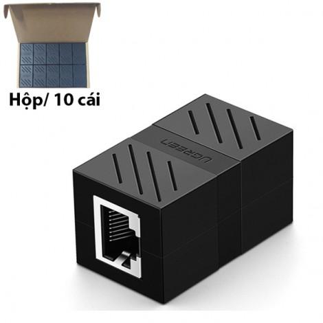 Đầu nối dây mạng Cat6 10Gbps Ugreen 30718 (Hộp 10 cái)